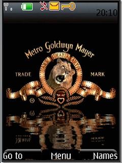 MGM animated s40v3 theme