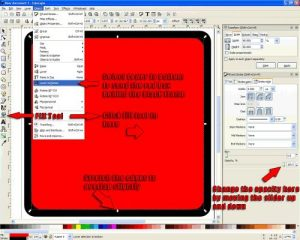 Svg Grid Highlight Tutorial for nokia themes With Inkscape by RobJM