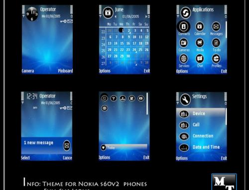 Majestic Walk Nokia S60v2 Theme by TheShadow