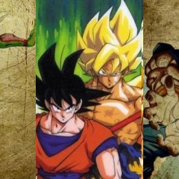 Dragonball Z Samsung Star Wallpapers
