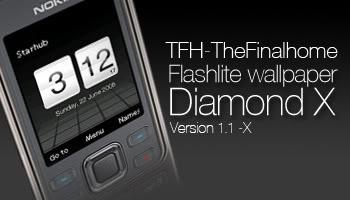 Diamond X-Flashlite wallpaper or screensavers