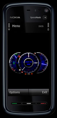 240X320 Screensaver Speed Ultimate by Supertonic