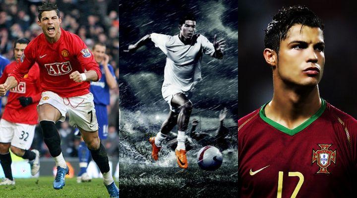 Cristiano Ronaldo Samsung Star Wallpaper