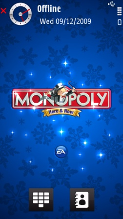 Monopoly Christmas Theme