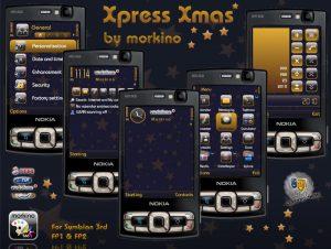 Xpress Xmas by Morkino