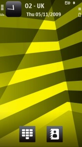 XpressMusic Yellow Stripes
