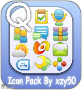 Q icons By Xzy50