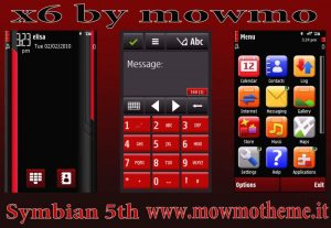X6 by mowmo