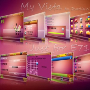 My Vista by Charlie.W for eseries