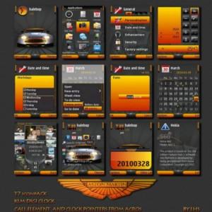 Aston Martin car theme by LHS