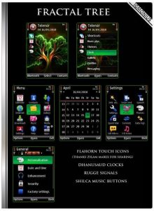 Fractal Tree by igmonius