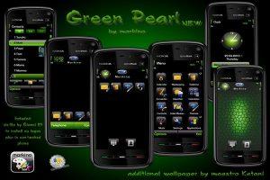 Green pearl theme