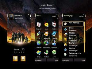 Halo Reach by olek