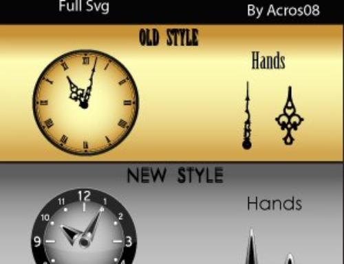 Old and New Style Clocks  by Acros08