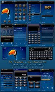3D theme Toucan