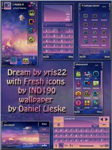 dream theme for nokia