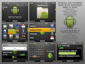 android phone theme