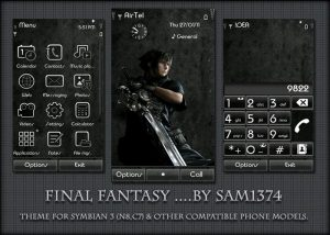 final fantasy game
