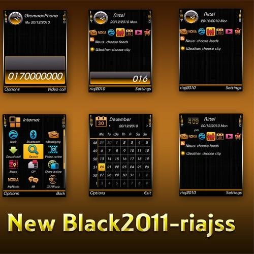 black theme 2011