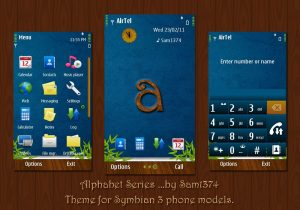 sam1374 alphabet symbian themes