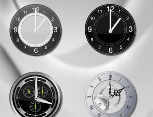 New Clocks Htc Style by Acros08