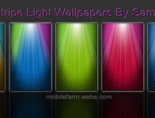 Stripe Light Wallpapers By Samy