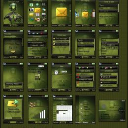 butterfly effect free sony ericsson theme