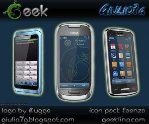 geeklino.com mobile theme geek by giulio7g