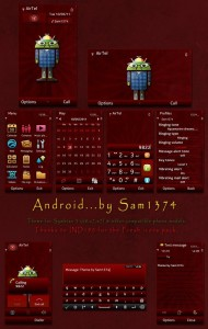 Android themes nokia mobile by sam