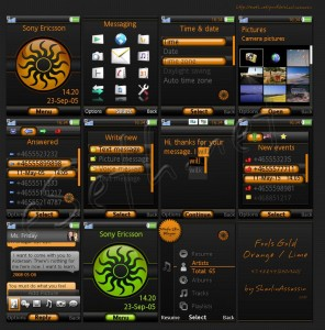fools gold series sony ericsson theme by shaolinassassin