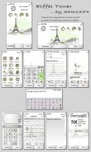 eiffle tower seven wonders of the world by sam