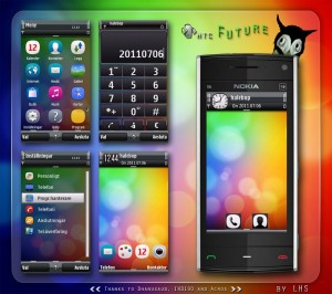 htc future symbian themes