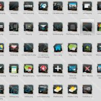 Free icons pack Fresh Nexus Icons by Olek21