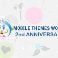 MobileThemesWorld's 2nd Anniversary Give away