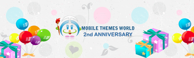 MobileThemesWorld's 2nd Anniversary Give away