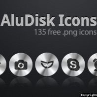 ALuDisk free nokia icons by Tehkseven on Mobile Themes World