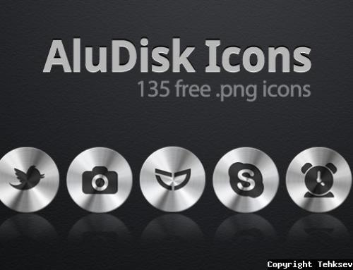 AluDisk Nokia Icons Pack by Tehkseven