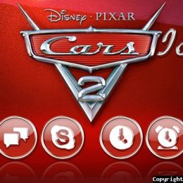 Cars2 nokia icons by tehkseven