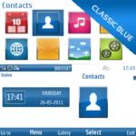 Classic blue ovi 150x150 Nokia Themes Store
