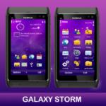 Galaxy Storm ovi 150x150 Nokia Themes Store
