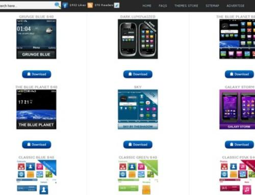 MobileThemesWorld Launches Nokia and Android Premium Themes Store