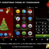 Merry Christmas Nokia Asha Full Touch,Symbian3,Anna,Belle FP1 and Fp2 Theme by TheShadow