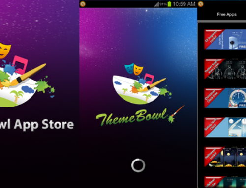ThemeBowl App Store Free Android App by TheShadow