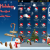 Xmas Winter Holidays Multi Launcher Android Theme by TheShadow