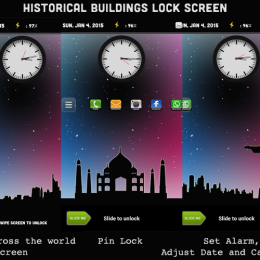 Historical Buildings locker free android apps