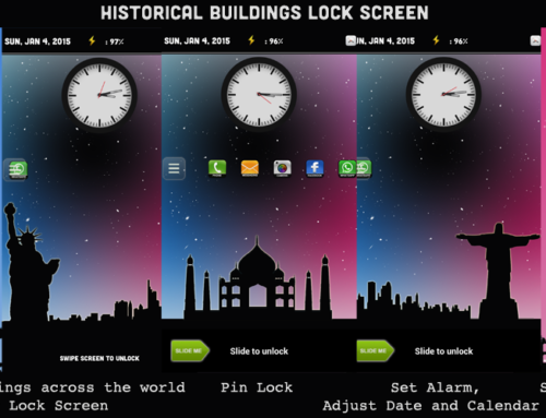 Historical Buildings Locker Free Apps For Android