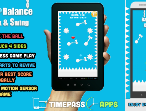 Bouncing Balls Balance Game – Android Game