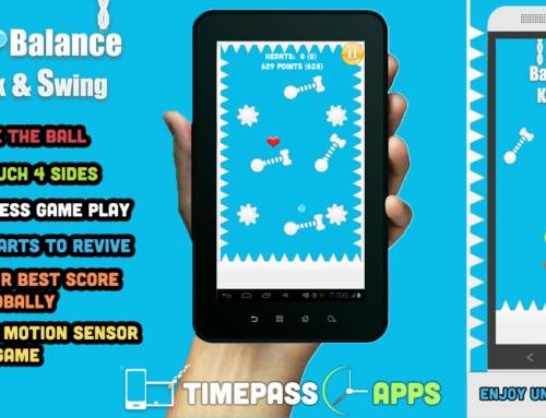 Bouncing Balls Balance Game – Android Game