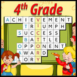 4th grade vocabulary reading word puzzle search