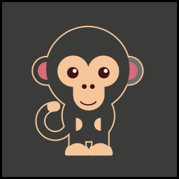 catch the baby monkey ios pong game